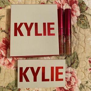 Kylie cosmetics sweetheart edition valentine